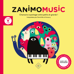ZANIMOMUSIC | album cover